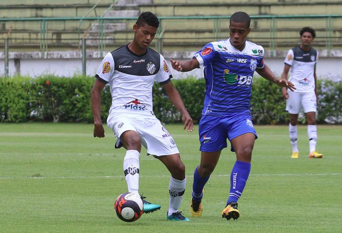 Tupi-MG x URT; Bonilha; Carlinhos;  Campeonato Mineiro (Foto: Felipe Couri/Tupi FC)