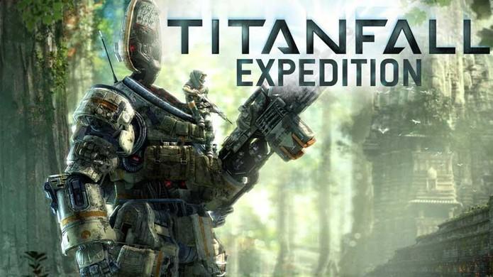 DLC Expedition de Titanfall trará mapas Swampland (Foto), Runoff e Wargames (Foto: Divulgação)