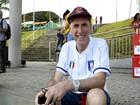 'Queremos igualar o Brasil no penta', afirma torcedor italiano, em Manaus