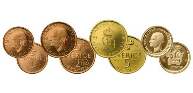 Previsões mais ousadas dizem que moedas se tornarão raras no início da próxima década (Foto: Sveriges Rksbank )