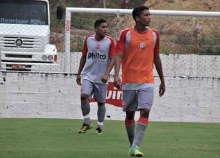 Messinho - Náutico (Foto: Daniel Gomes)
