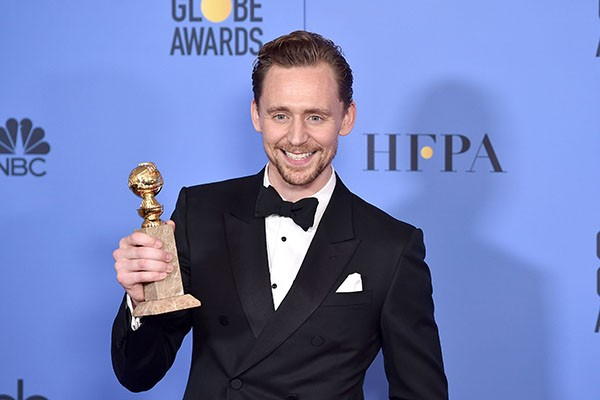Tom Hiddleston (Foto: Getty Images)