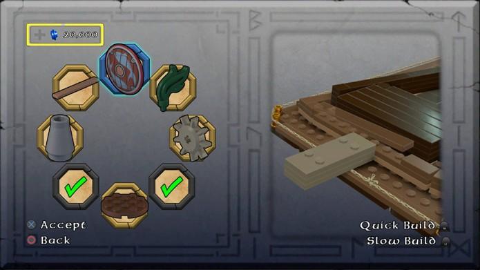 Novo sistema de construção do jogo parece um retrocesso para a franquia LEGO (Foto: games.highdefdigest.com)