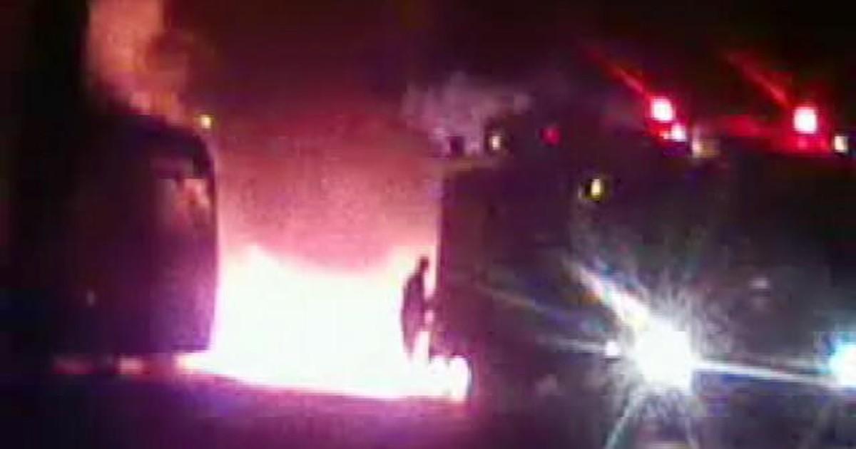 Polícia confirma incêndios em São José e Gaspar como atentados