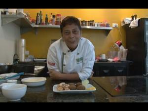 Rio de Janeiro Chef Kátia Barbosa é dona do Restaurante Aconchego Carioca, na Zona Norte do Rio (Foto: Reprodução/ G1)