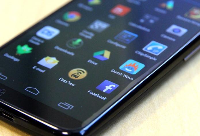Aplicativos para Android (Foto: Allan Melo / TechTudo)