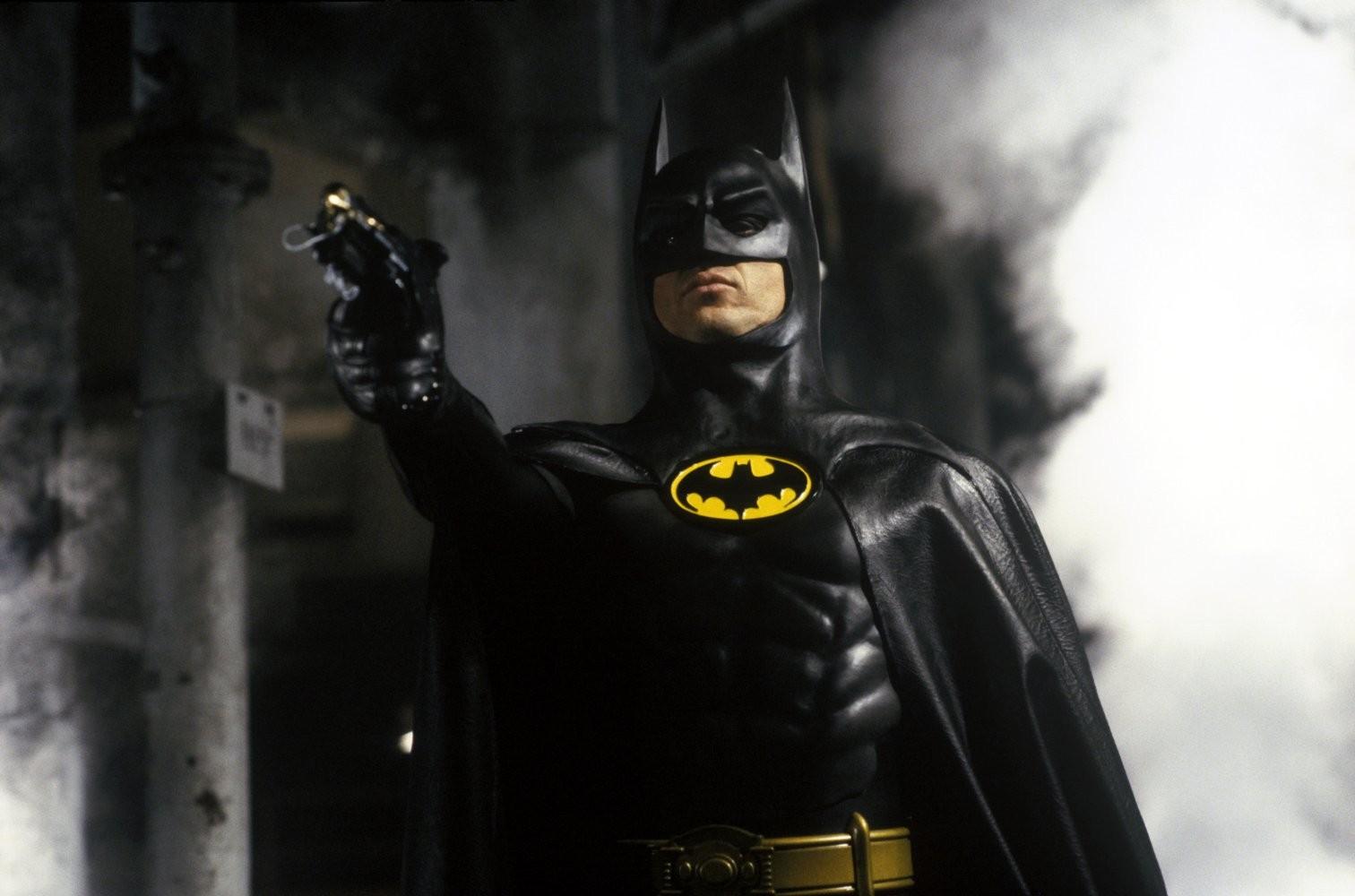 Michael Keaton em 'Batman' (1989) (Foto: Divulgação)