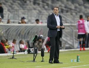 Vanderlei Luxemburgo, técnico do Cruzeiro (Foto: Gualter Naves / Light Press)