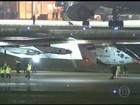 Avião Solar Impulse faz pouso no Japão devido ao mau tempo