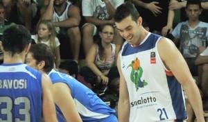 Bauru Basquete x Malvín, Murilo, Liga Sul-Americana (Foto: Sérgio Pais)