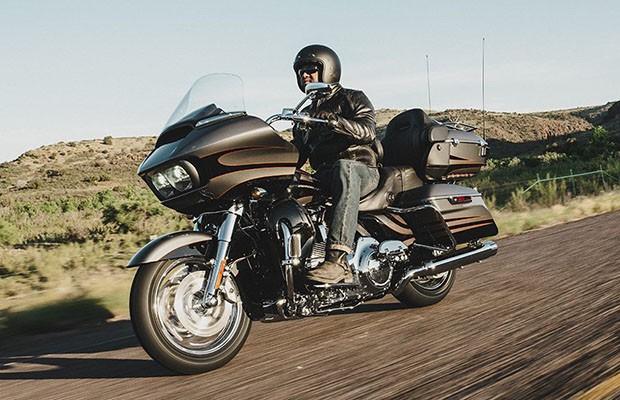 Harley-Davidson Road Glide Ultra 2016 (Foto: Divulgação)