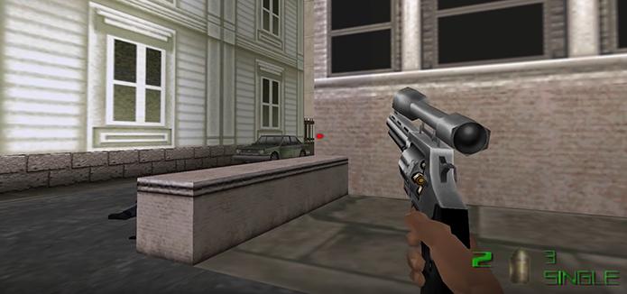 Segunda versão de 007 tinha belos gráficos no Nintendo 64 (Foto: Reprodução/YouTube)