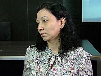 Roselene Hans, diretora-geral de Controle de Doenças e Agravos da Secretaria Estadual de Saúde de Pernambuco (Foto: Reprodução / TV Globo)