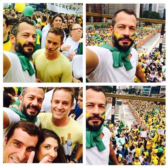 Malvino Salvador (Foto: Instagram / Reprodução)