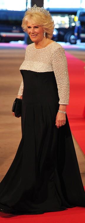 Camilla Parker-Bowles (Foto: AFP / Agência)