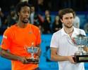 Gilles Simon supera compatriota  e fatura título do ATP de Marselha