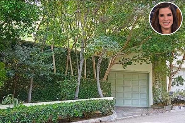Sandra Bullock (Foto: Reprodução/Imobiliária)