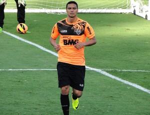 Emerson treina no Atlético-MG (Foto: Léo Simonini)