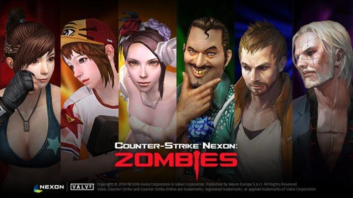 Conheça os modos e a interfade do jogo de Counter Strike com zumbis e modos malucos (Foto: Divulgação)