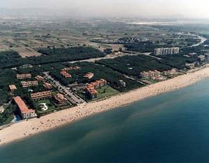 messi praia de Gava (Foto: Reprodução)