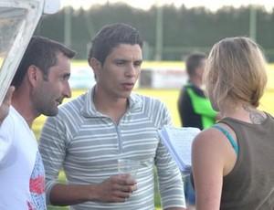 Leo, novo contratado do Flamengo-PI (Foto: L'aisne Nouvelle)