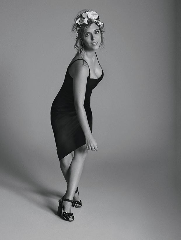 Júlia Rabello (Foto: Bob Wolfenson)