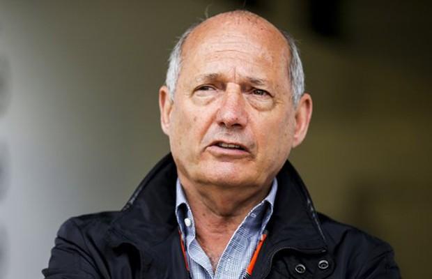 Ron Dennis, McLaren (Foto: Divulgação)