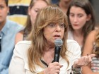 Gloria Perez declara apoio a Tati Quebra Barraco: 'Tenham compaixão'