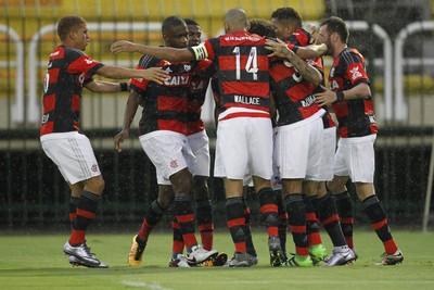 Flamengo x Resende (Foto: Gilvan de Souza / Flamengo)