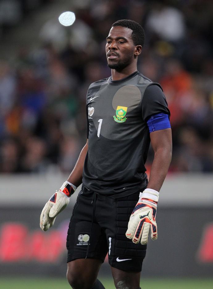 Senzo Meyiwa, goleiro da África do Sul (Foto: Getty Images)