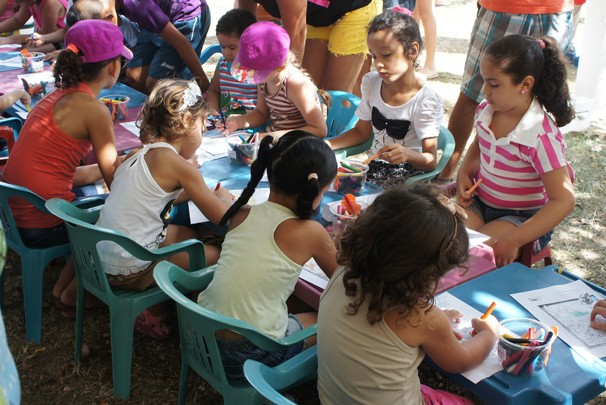 Domingo no Parque (Foto: Juliana Miranda/TV Cabo Branco)