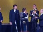 Fifa divulga os finalistas ao prêmio de Melhor Jogador do Mundo