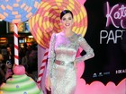 Katy Perry vai a première do filme 'Part of me' em cinema do Rio