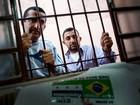 Se eu voltar para a Síria me matam, diz refugiado há dois meses no Brasil