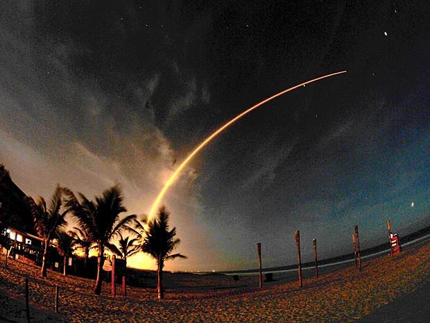 Atlas V (Foto: Craig Bailey/Florida Today/AP)