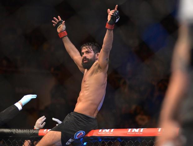 Anderson Silva UFC Rio 5, Yan Cabral x Kotani (Foto: André Durão / Globoesporte.com)