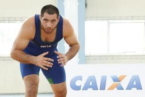 Eduard Soghomonyan, luta olímpica (Foto: Divulgação CBLA)
