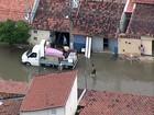 Em 15 dias, chove volume esperado para todo mês no Vale do Paraíba
