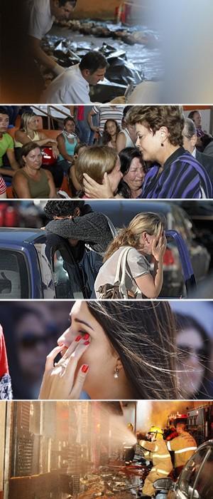 FOTOS: a tragédia em imagens (Agência RBS)