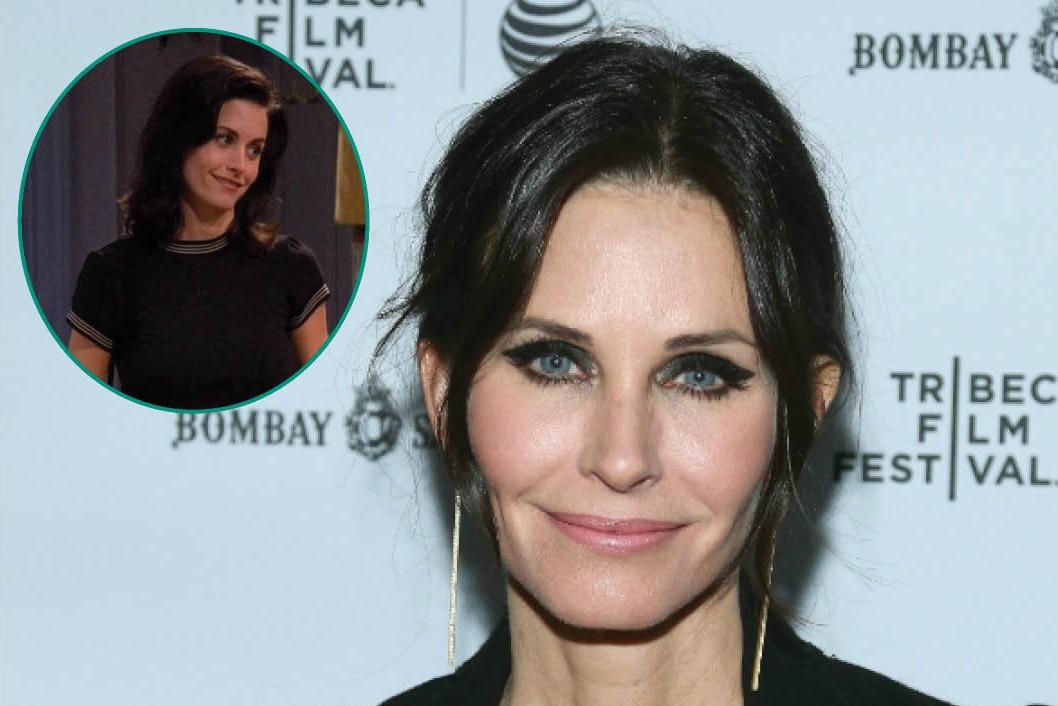Além de 'Friends', Courtney Cox fez sucesso nos anos 90 com os filmes da série 'Pânico'. Em 2011 ela inclusive voltou a interpretar a repórter Gale Weathers em 'Pânico 4'. Ainda assim, os principais sucessos de Cox seguiram na televisão, em programas como 'Scrubs', 'Web Therapy' e 'Cougar Town'. (Foto: Divulgação/Getty Images)