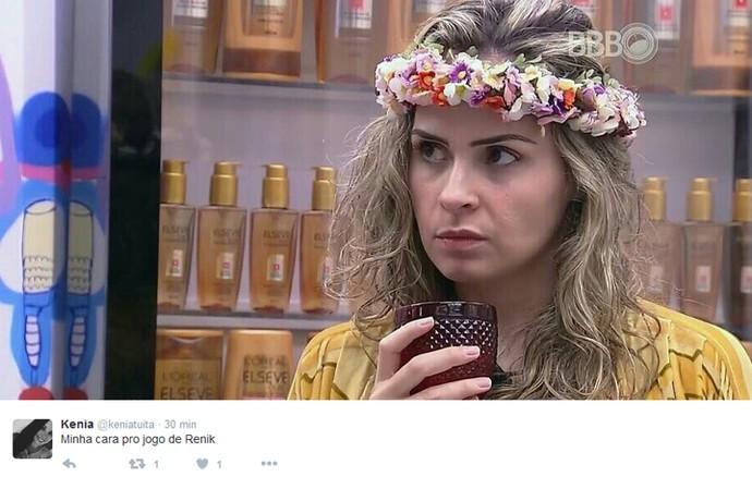 Twitter 3 madrugada 28_01 (Foto: TV Globo)