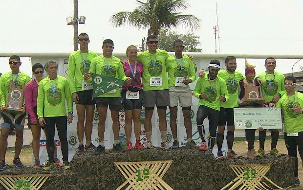 Corrida da Independência é realizada em Porto Velho (Foto: Bom Dia Amazônia)