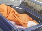 Polícia apreende 445 kg de carne bovina em transporte irregular no CE