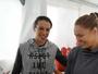 """Joanna prevê """"retorno difícil"""" para Ronda: """"Vimos como Amanda é dura"""""""