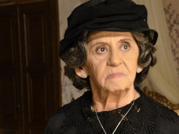 A atriz em remake de 'Gabriela' (2012), adaptação para televisão da obra de Jorge Amado (Foto: TV Globo)
