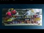 Dupla rouba padaria e leva celulares de clientes, em Luziânia; veja vídeo