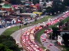 BH – 18h40: BH tem pontos de lentidão e congestionamento
