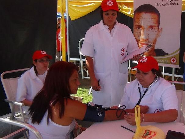 Cruz Vermelha (Foto: Divulgação)
