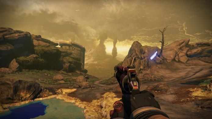 Destiny teve seu beta liberado para todos os jogadores. (Foto: Divulgação)