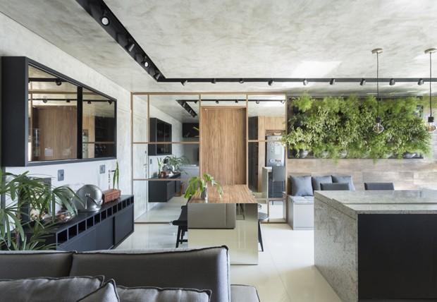 projeto-nina-Abdajieff -apartamento-belo-horizonte (Foto: Osvaldo Castro / Divulgação)